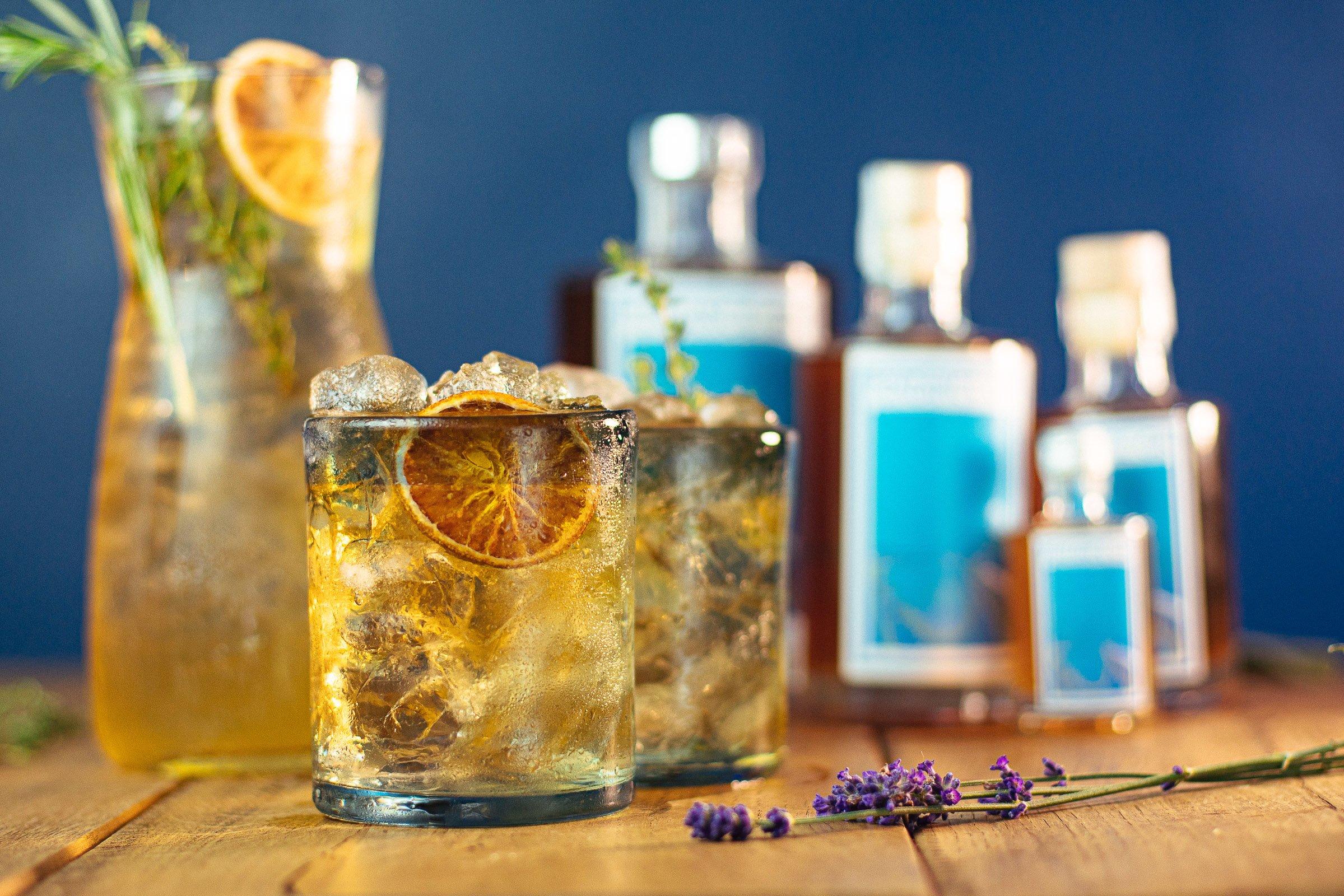 cornish artisan gin